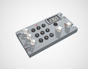 3D model TCAS Pane