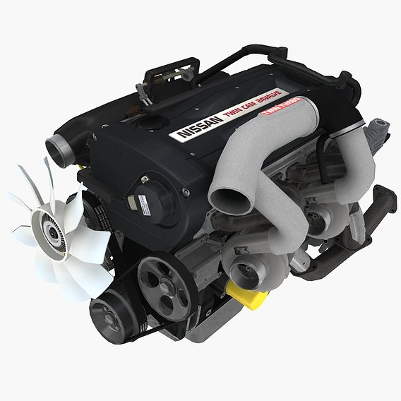 Nissan RB26 Series