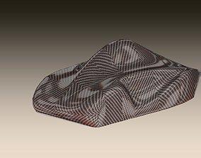 3D Urban Concept Car Body