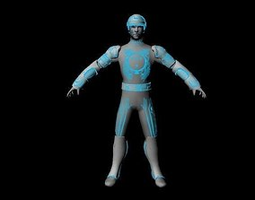 Tron Classic 3D model