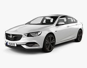 3D Vauxhall Insignia Grand Sport 2017