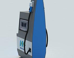 3D model CNG Methane Fuel Dispenser