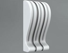 capital Decorative Corbels 3D model
