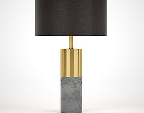 3D model Leonard Table Lamp by Romatti
