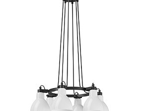 761160 Acrobata Lightstar Hanging Lamp 3D model
