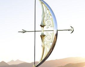 3D print model Zelda Bow of light
