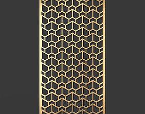3D model Decorative panel 226