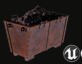 Container Silicon 3D model game-ready
