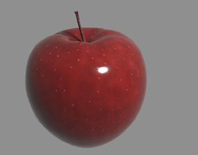 apple juicy APPLE 3D model