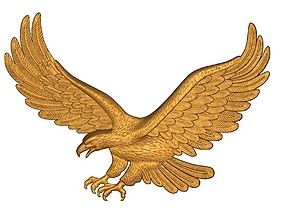 eaglerelief Eagle relief model
