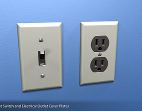 3D print model Matching Light Switch and Electrical 2