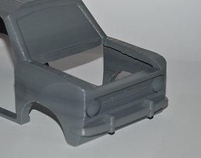 Fiat 850 - 3D Printable model