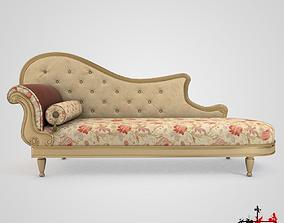 Couch Josephine 3D model