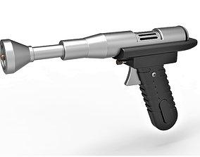 Blaster pistol KYD-21 from Star Wars Attack of the 3D 1