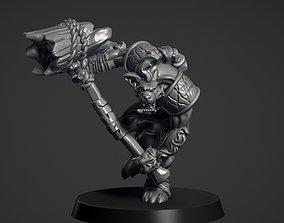 Masug Wildrage 3D printable model