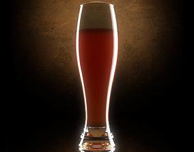 Glass Beer 3D