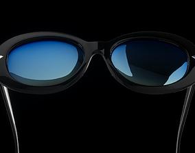 3D Dirty BK EFFECTOR sunglass