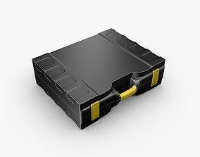 Plastic Briefcase 3D model