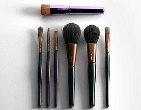 3D Make Up Brush Set