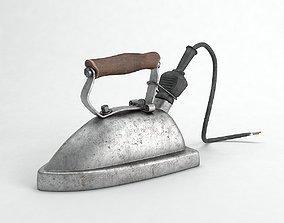 rusty 3D model Old iron