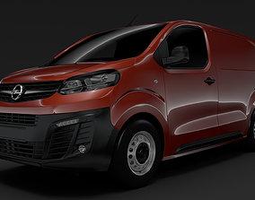 Opel Vivaro Van L1 2020 3D
