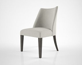 3D model Oasis Musa dining chair
