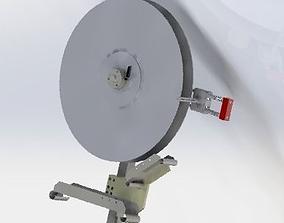 3D model Rewinding device