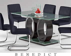Dinning table 13 3D