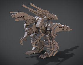 3D printable model Geno Saurer