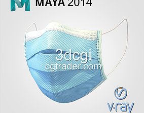 Medical face mask for surgical - 3d hight quality