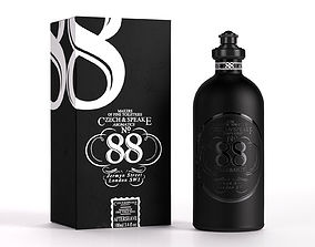 No88 Aftershave Shaker 3D