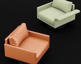 3D model Sofa mabel comfort lounge single BT design