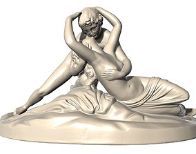 3D printable model Psche Revived by Cupid s Kiss - 2