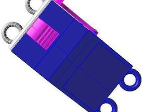 Box clasps - Library techique 3D - Conception of 1