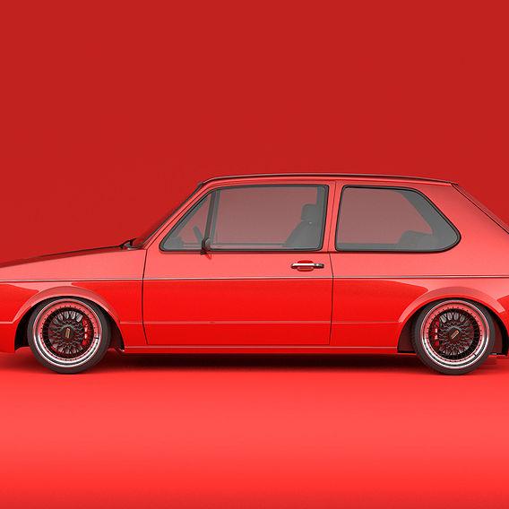 Volkswagen Golf Mk. I