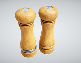 Salt and Pepper Cellar 3D model