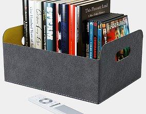 3D Ikea Besta Box Grey