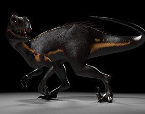 Indoraptor Jurassic World 3D asset