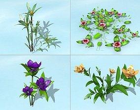 Water Plants 3D model
