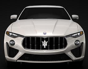 Maserati Levante GTS 2020 3D
