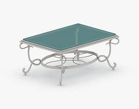 3D model 0358 - Coffee Table