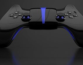 Game Pad PS3 PS4 PS5 3D asset