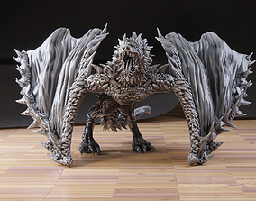 dungeon Dragon 3D printable model