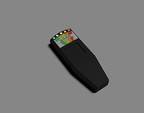 3D EMF metre equipment