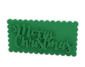 3D print model Stamp Cookie stamp