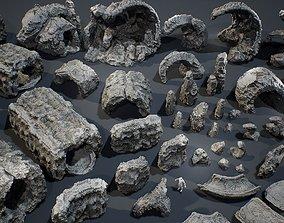 3D asset UE4 - Ancient Cavern Set I