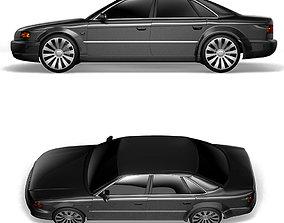 Audi A8 1998 model