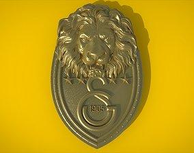 Galatasaray Logo 3D print model