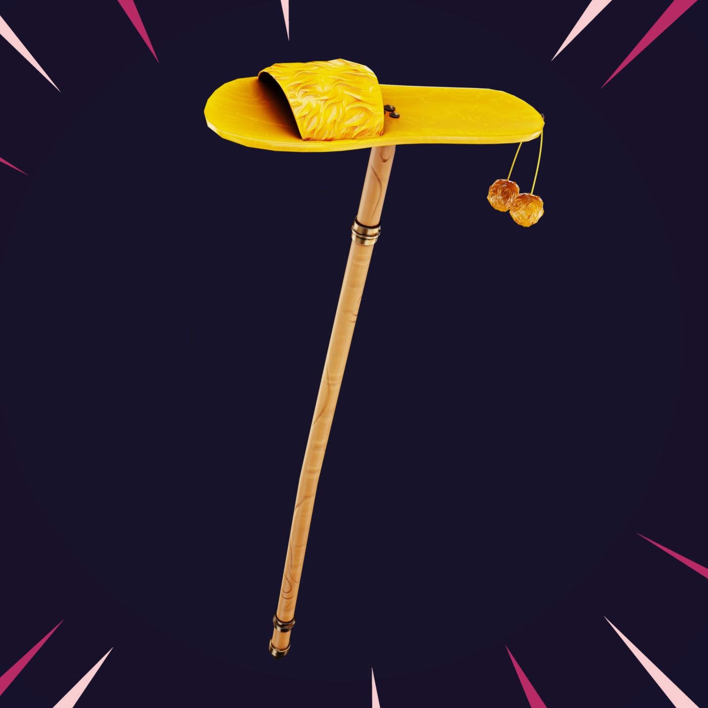 Mama pickaxe