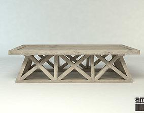 The Door Table 3D